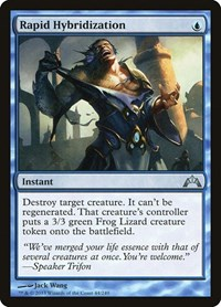 Rapid Hybridization, Magic: The Gathering, Gatecrash