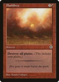 Flashfires, Magic: The Gathering, Portal