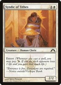 Syndic of Tithes, Magic: The Gathering, Gatecrash