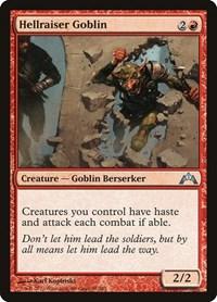 Hellraiser Goblin, Magic, Gatecrash