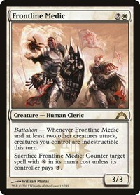 Frontline Medic, Magic: The Gathering, Gatecrash
