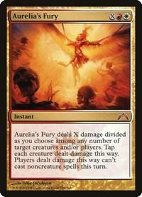Aurelia's Fury, Magic: The Gathering, Gatecrash