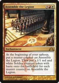 Assemble the Legion, Magic, Gatecrash