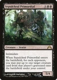 Sepulchral Primordial, Magic: The Gathering, Gatecrash
