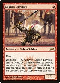 Legion Loyalist, Magic: The Gathering, Gatecrash