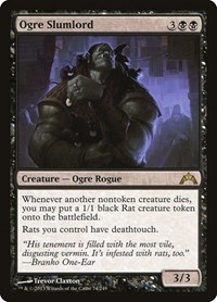 Ogre Slumlord, Magic: The Gathering, Gatecrash
