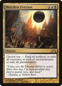 Merciless Eviction, Magic: The Gathering, Gatecrash
