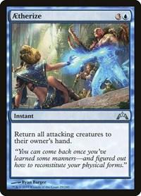 Aetherize, Magic: The Gathering, Gatecrash