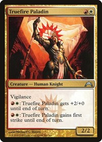 Truefire Paladin, Magic, Gatecrash
