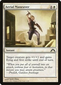 Aerial Maneuver, Magic: The Gathering, Gatecrash
