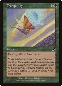 Tranquility, Magic: The Gathering, Mercadian Masques