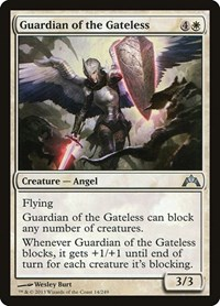 Guardian of the Gateless, Magic: The Gathering, Gatecrash