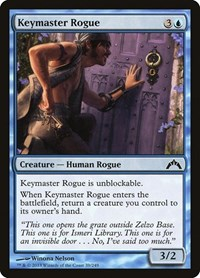 Keymaster Rogue, Magic, Gatecrash