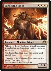 Boros Reckoner, Magic: The Gathering, Gatecrash