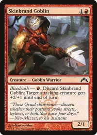 Skinbrand Goblin, Magic: The Gathering, Gatecrash