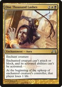 One Thousand Lashes, Magic: The Gathering, Gatecrash