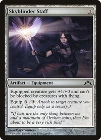 Skyblinder Staff, Magic: The Gathering, Gatecrash