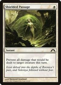 Shielded Passage, Magic: The Gathering, Gatecrash