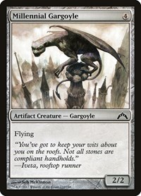 Millennial Gargoyle, Magic: The Gathering, Gatecrash