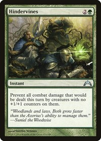 Hindervines, Magic: The Gathering, Gatecrash
