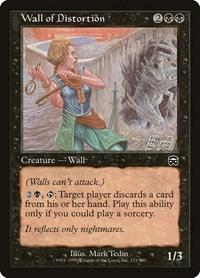 Wall of Distortion, Magic, Mercadian Masques