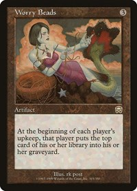 Worry Beads, Magic: The Gathering, Mercadian Masques