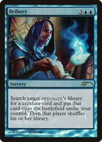 Bribery, Magic: The Gathering, Judge Promos