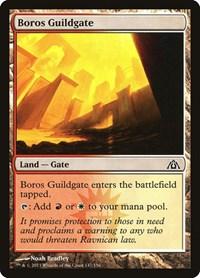 Boros Guildgate, Magic: The Gathering, Dragon's Maze