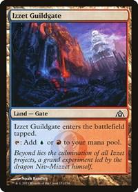 Izzet Guildgate, Magic: The Gathering, Dragon's Maze