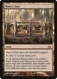 Maze's End, Magic: The Gathering, Dragon's Maze