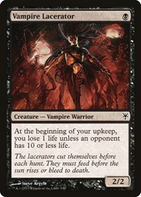 Vampire Lacerator, Magic: The Gathering, Duel Decks: Sorin vs. Tibalt