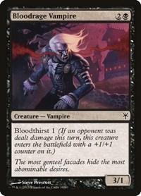 Bloodrage Vampire, Magic: The Gathering, Duel Decks: Sorin vs. Tibalt