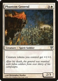 Phantom General, Magic: The Gathering, Duel Decks: Sorin vs. Tibalt