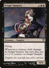 Sengir Vampire, Magic: The Gathering, Duel Decks: Sorin vs. Tibalt