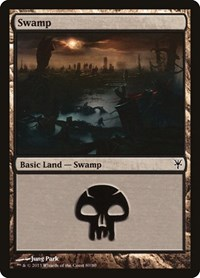 Swamp (80), Magic: The Gathering, Duel Decks: Sorin vs. Tibalt