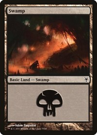 Swamp (79), Magic: The Gathering, Duel Decks: Sorin vs. Tibalt