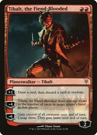Tibalt, the Fiend-Blooded, Magic: The Gathering, Duel Decks: Sorin vs. Tibalt