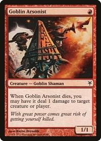 Goblin Arsonist, Magic: The Gathering, Duel Decks: Sorin vs. Tibalt