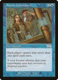 Arcane Laboratory, Magic, Urza's Saga
