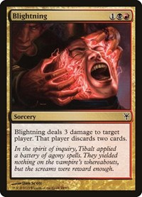 Blightning, Magic: The Gathering, Duel Decks: Sorin vs. Tibalt