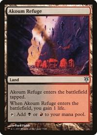 Akoum Refuge, Magic: The Gathering, Duel Decks: Sorin vs. Tibalt