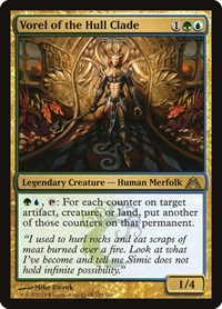 Vorel of the Hull Clade, Magic: The Gathering, Dragon's Maze