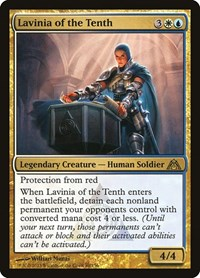 Lavinia of the Tenth, Magic, Dragon's Maze