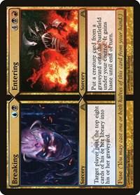 Breaking // Entering, Magic: The Gathering, Dragon's Maze