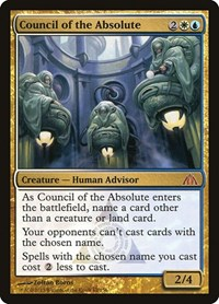 Council of the Absolute, Magic: The Gathering, Dragon's Maze