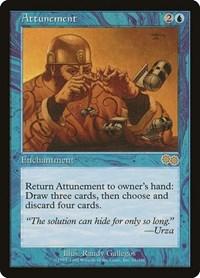 Attunement, Magic: The Gathering, Urza's Saga