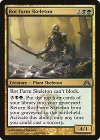 Rot Farm Skeleton, Magic: The Gathering, Dragon's Maze