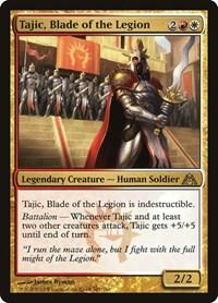 Tajic, Blade of the Legion, Magic: The Gathering, Dragon's Maze
