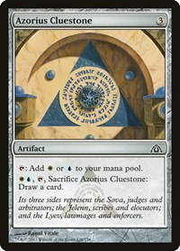 Azorius Cluestone, Magic, Dragon's Maze
