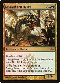 Savageborn Hydra, Magic: The Gathering, Dragon's Maze